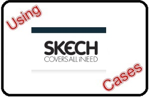 Using Skech Cases