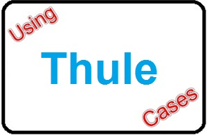 Using Thule Cases