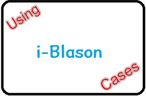 Using iBlason Cases