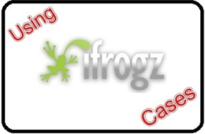 Using iFrogz Cases