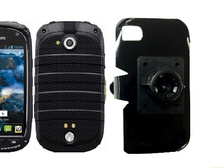 SlipGrip 17MM Holder For Sanyo Kyocera Torque E6710 Using Naked No Case On