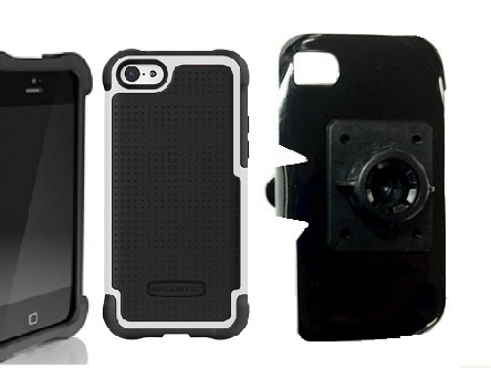 SlipGrip 17MM Holder For Apple iPhone 5C Using Ballistic SG Case