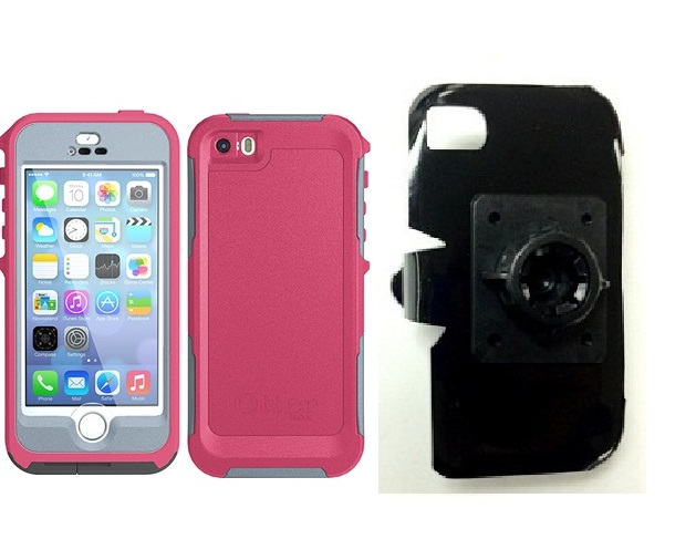 SlipGrip 17MM Holder For Apple iPhone 5 & 5S Using Otterbox Preserver Case