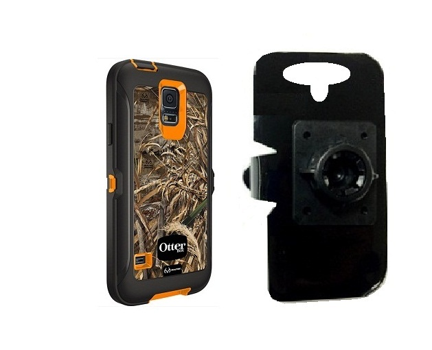 SlipGrip 17MM Holder For Samsung Galaxy S5 i9600 Using Otterbox Defender RealTree Case