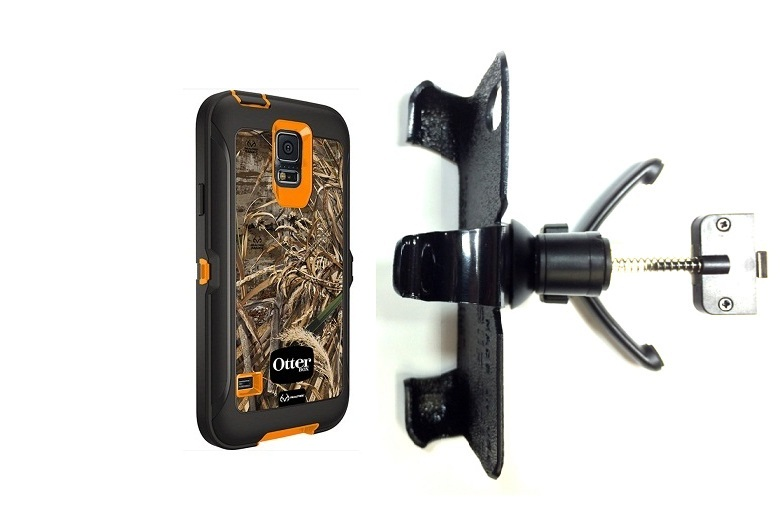 SlipGrip Vent Holder For Samsung Galaxy S5 i9600 Using Otterbox Defender RealTree Case