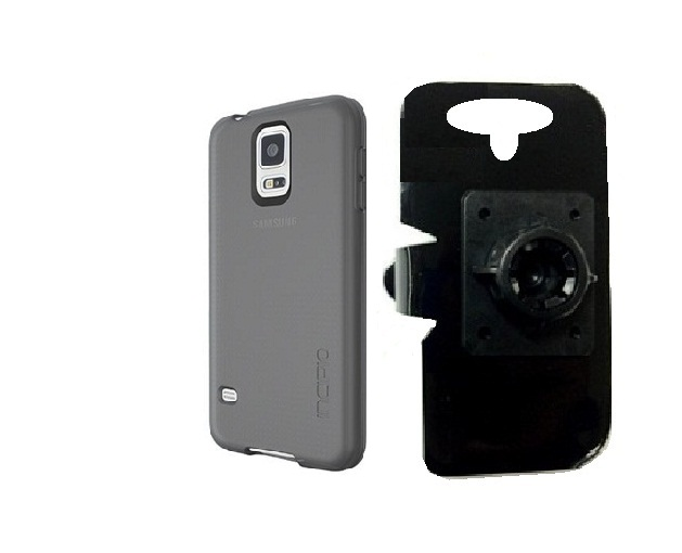 SlipGrip 17MM Holder For Samsung Galaxy S5 i9600 Using Incipio Using NGP Series Case