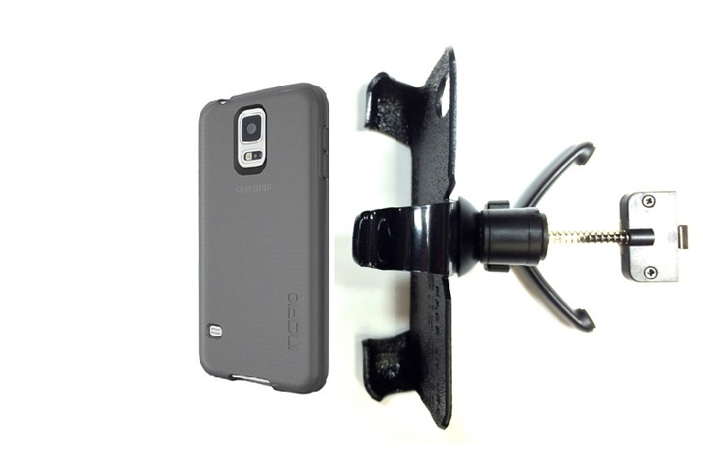 SlipGrip Vent Holder For Samsung Galaxy S5 i9600 Using Incipio Using NGP Series Case