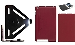 SlipGrip Tripod Mount For Apple iPad 2 & 3 & 4 GEN Using Griffin IntelliCase Case