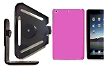 SlipGrip Tripod Mount For Apple iPad Mini Using Rubberized Snap On Case Shell