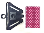 SlipGrip 22MM Ball Holder For Apple iPad 2 & 3 & 4 GEN Using Hard Rubber TPU Gel Case
