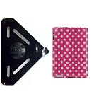 SlipGrip RAM Holder For Apple iPad 2 & 3 & 4 GEN Using Hard Rubber TPU Gel Case