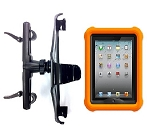 SlipGrip HeadRest Holder For Apple iPad 2 & 3 & 4 GEN Using Lifeproof LifeJacket Float Case