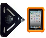 SlipGrip RAM Holder For Apple iPad 2 & 3 & 4 GEN Using Lifeproof LifeJacket Float Case