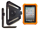 SlipGrip Tripod Mount For Apple iPad 2 & 3 & 4 GEN Using Lifeproof LifeJacket Float Case
