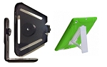 SlipGrip Tripod Mount For Apple iPad 2 & 3 & 4 GEN Using DUAL LAYER KICK STAND Case