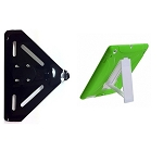 SlipGrip RAM-HOL Mount For Apple iPAD 2 & 3 & 4 Gen Using DUAL LAYER KICK STAND Case