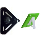 SlipGrip RAM Mount For Apple iPAD 2 & 3 & 4 Gen Using DUAL LAYER KICK STAND Case