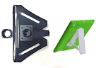 SlipGrip 22MM Ball Holder For Apple iPad 2 & 3 & 4 GEN Using DUAL LAYER KICK STAND Case