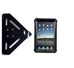SlipGrip RAM-HOL Mount For Apple iPAD 2 & 3 & 4 Gen Using OtterBox Defender Case