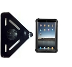 SlipGrip RAM Mount For Apple iPAD 2 & 3 & 4Gen Using OtterBox Defender Case