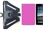 SlipGrip 22MM Ball Holder For Apple iPad Mini Using Rubberized Snap On Case Shell