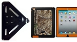 SlipGrip RAM-HOL Mount For Apple iPAD 2 & 3 & 4 Gen Using OtterBox Defender Realtree Camo Case