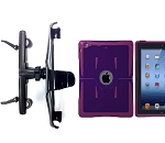 SlipGrip Headrest Mount For Apple iPAD 2 & 3 & 4 Gen Using OtterBox Reflex Series Case