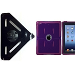 SlipGrip RAM Mount For Apple iPAD 2 & 3 & 4 Gen Using OtterBox Reflex Series Case