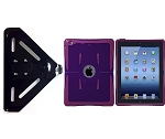 SlipGrip RAM-HOL Mount For Apple iPAD 2 & 3 & 4 Gen Using OtterBox Reflex Series Case