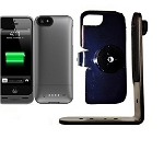 SlipGrip Tripod Mount For Apple iPhone 5 5S Using Mophie Juice Pack Helium Case