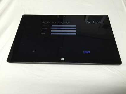Surface 10.6 inch 1516 115 Tablet