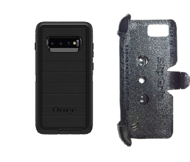 SlipGrip PRO Mounts Holder For Samsung Galaxy S10 Plus Using Otterbox Defender Pro Case