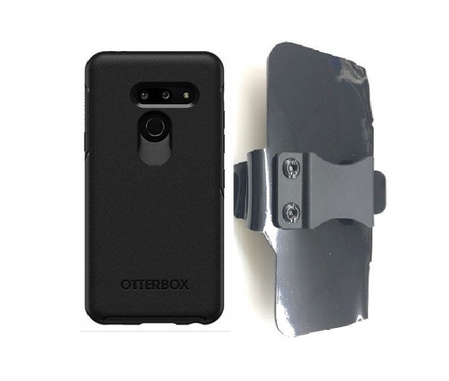 SlipGrip Belt Clip Only For LG G8 ThinQ Otterbox Symmetry Case
