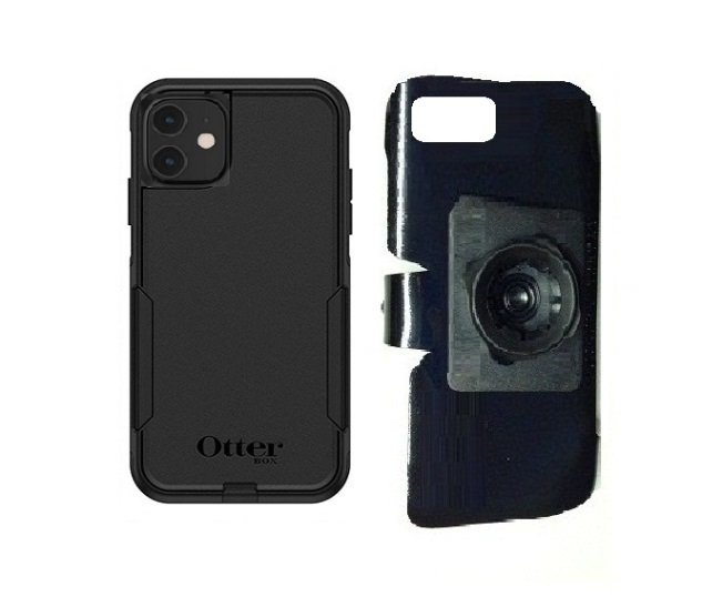 SlipGrip 22mm Ball Holder For Apple iPhone 11 Using Otterbox Commuter Case