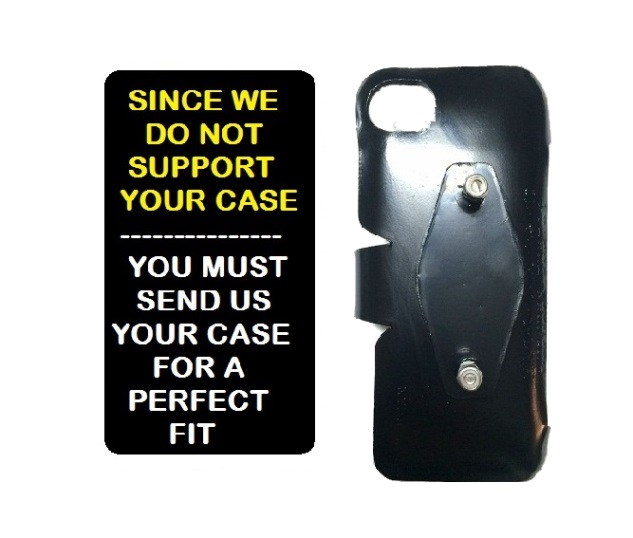 SlipGrip RAM-HOL Holder For Phone Customer's Phone Using Customer Must Send In Your Case  Case