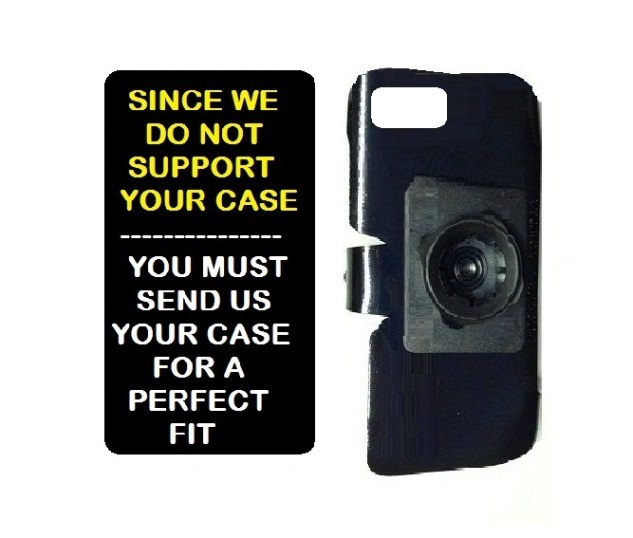 SlipGrip 22mm Ball Holder For Phone Customer's Phone Using Customer Must Send In Your Case  Case