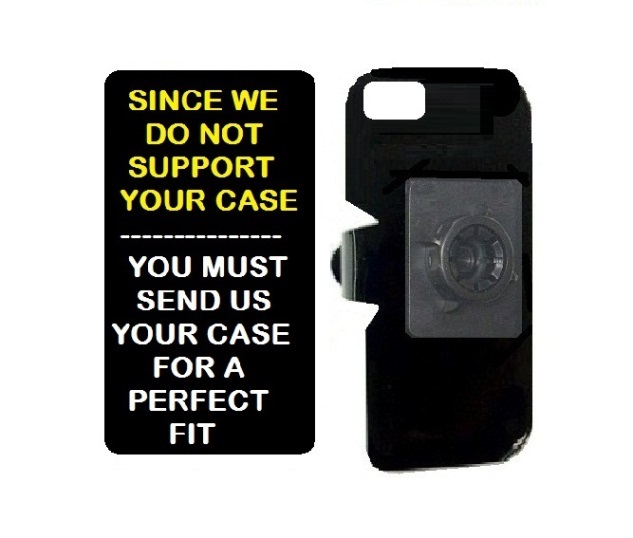 SlipGrip 17MM Holder For Phone Customer's Phone Using Customer Must Send In Your Case  Case
