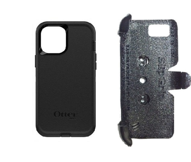 SlipGrip PRO Mounts Holder For Apple iPhone 12 Pro Using Otterbox Defender Case