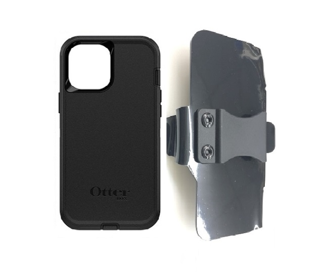 SlipGrip Belt Clip Only For Apple iPhone 12 Pro Using Otterbox Defender Case