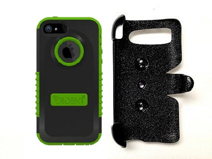 SlipGrip PRO Mounts Holder For Apple iPhone 5 & 5S Using Trident Cyclops Case