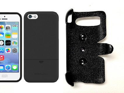 SlipGrip PRO Mounts Holder For Apple iPhone 5C Using Seidio Surface Case
