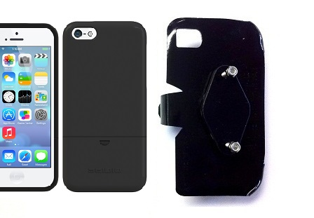 SlipGrip RAM-HOL Holder For Apple iPhone 5C Using Seidio Surface Case