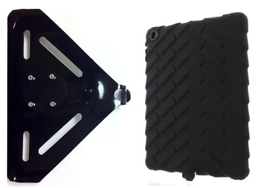 SlipGrip RAM-HOL Mount For Apple iPad Air Tablet Using Gumdrop Drop TECK Series Case