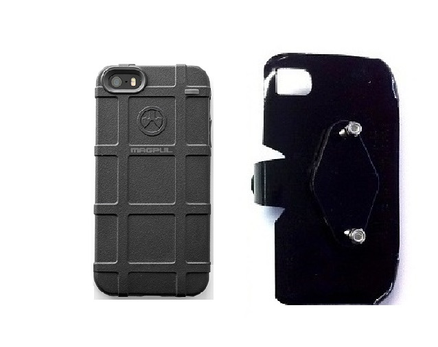 SlipGrip RAM-HOL Holder For Apple iPhone 5 & 5S Using Magpul Bump Case