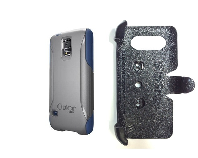 SlipGrip PRO Mounts Holder For Samsung Galaxy S5 i9600 Using Otterbox Commuter Case