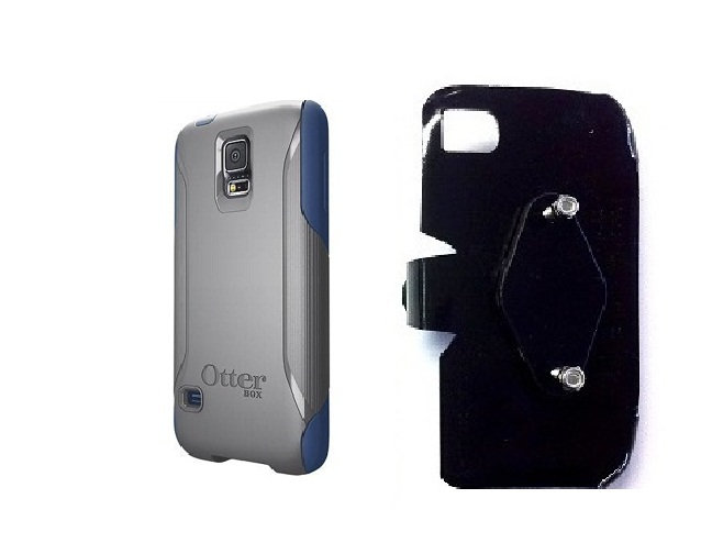 SlipGrip RAM-HOL Holder For Samsung Galaxy S5 i9600 Using Otterbox Commuter Case