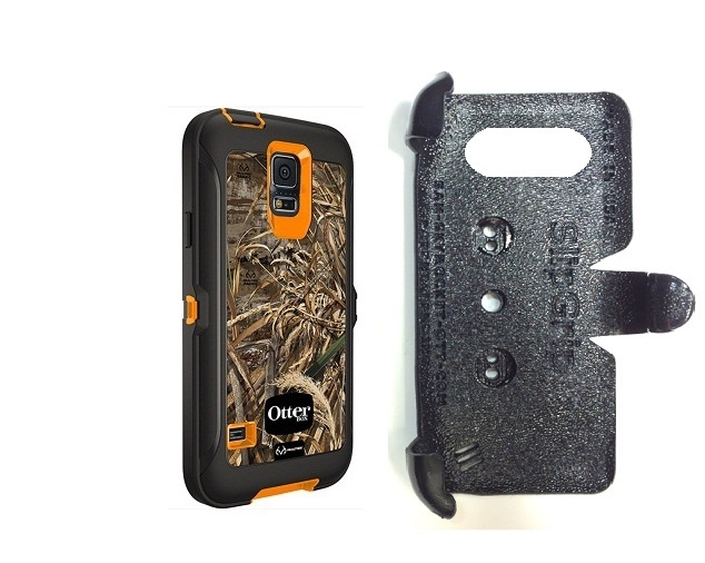 SlipGrip PRO Mounts Holder For Samsung Galaxy S5 i9600 Using Otterbox Defender RealTree Case
