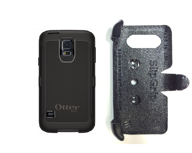 SlipGrip PRO Mounts Holder For Samsung Galaxy S5 i9600 Using Otterbox Defender Case