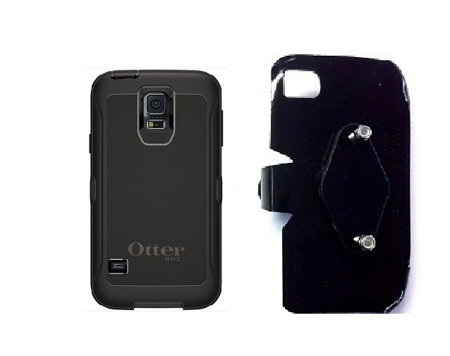 SlipGrip RAM-HOL Holder For Samsung Galaxy S5 i9600 Using Otterbox Defender Case