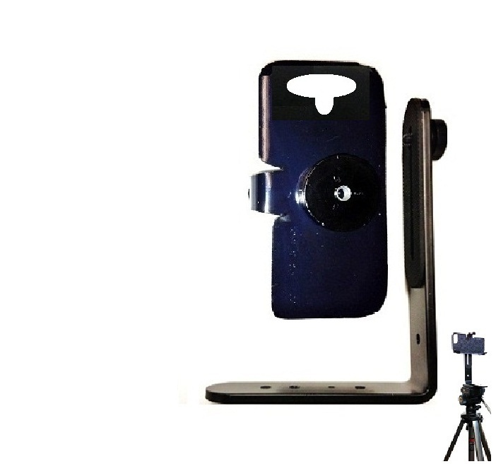 SlipGrip Tripod Mount For Samsung Galaxy S5 i9600 Using Case-Mate Barley There Case